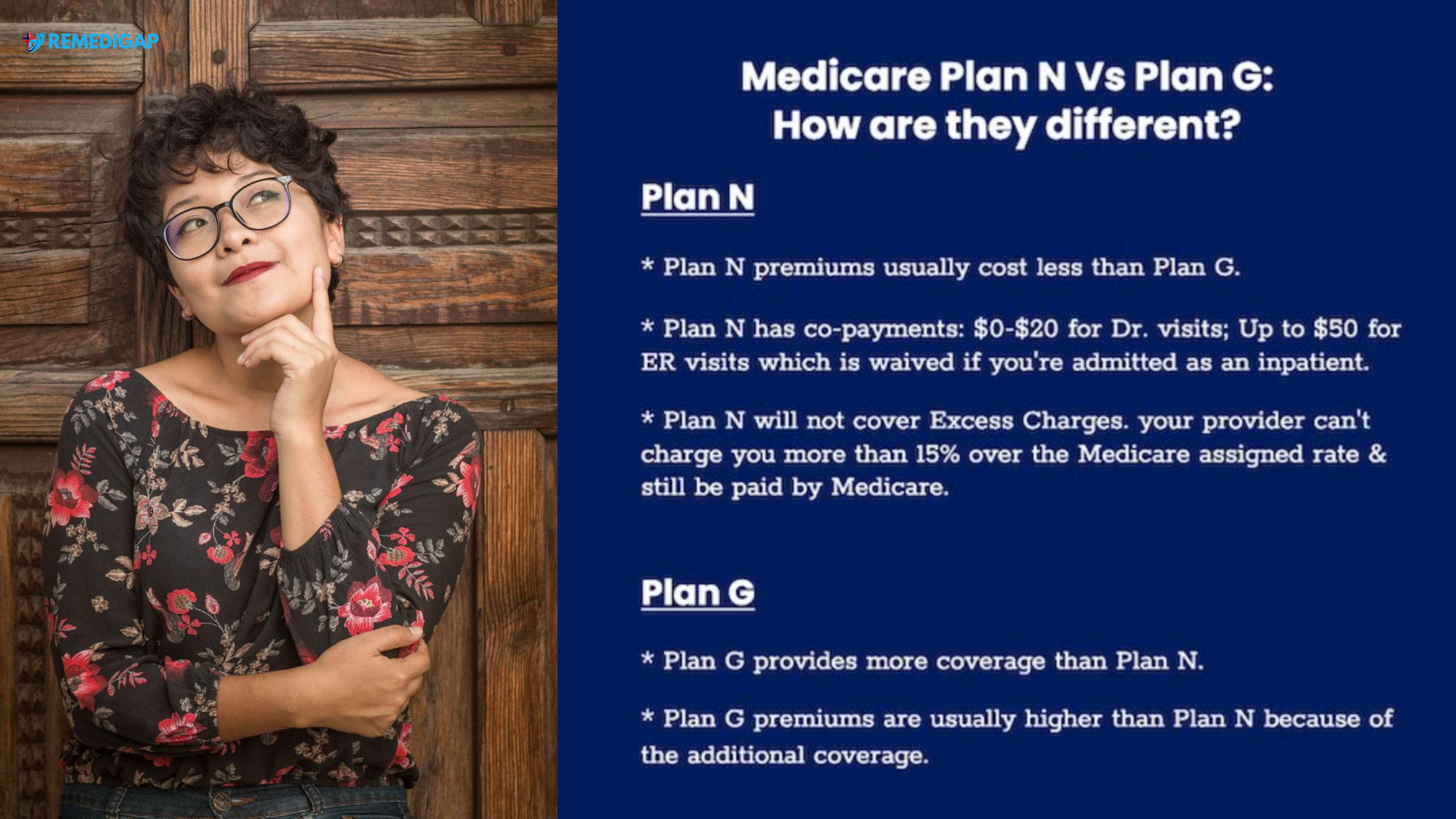 Medicare Plan N Vs Plan G